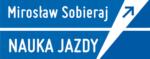 Prywatna Szkoła Jazdy  Mirosław Sobieraj